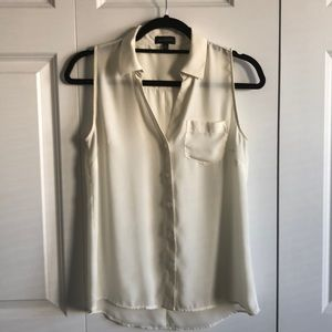 Th Limited Cream Top